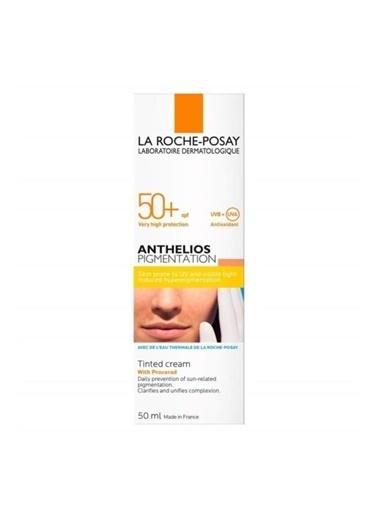 La Roche Posay LA ROCHE POSAY Anthelios Pigmentation SPF50+ Tinted Cream 50 ml Renksiz